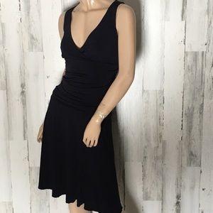 Gorgeous Flattering Connected Deep Purple Dress
